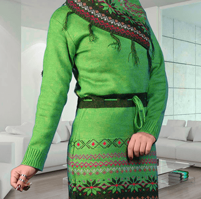 بافت سنتی زنانه